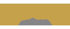 CHLOBO GOLD LION SIGNET HOOPS